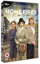 HOME FIRES (2015): Cheshire World War II MiniSeries TV Season Series NEW  DVD UK
