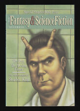 STEPHEN KING SIGNED LIMITED EDITION (1990) FANTASY & SCIENCE FICTION MAGAZINE