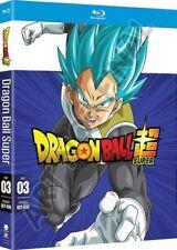 DRAGON BALL SUPER : PART THREE 3  -  BLU RAY - Region A