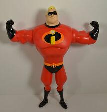 "2003 Talking Bob Parr Mr Incredible 14"" Hasbro Action Figure Disney Incredibles"