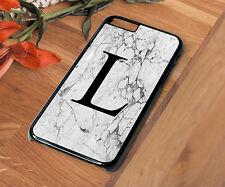 Letter L Name Phone Case Iphone 4 4S 5 5S 5C SE 6 6S 7 8 X PLUS Bride Wedding