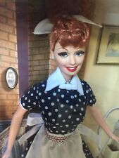 Barbie Lucille Ball I Love Lucy Collectors Ed Episode 45 Sales Resistance!