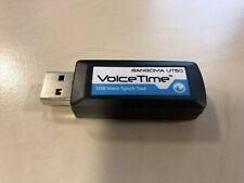 Sangoma UT50 Asterisk Voice Time USB Clock Timing Synchronize Tool VoiceTime