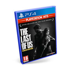The Last Of US Remastered Pshits PS4 (Sp )