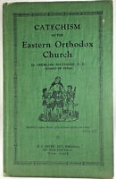 Catechism of the Eastern Orthodox Church Germanos Polyzoides Bishop Nyssa 1945
