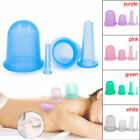 Silicone Anti Cellulite Massage Vacuum Therapy Body Facial Cups Cupping Set
