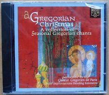 A Gregorian Christmas - Choeur Gregorien de Paris - CD neu & OVP