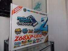 GIGABYTE GA-Z68XP-UD3 - SOCKEL 1155 - sup. 2nd Generation Intel® Core™ Proc.