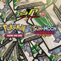 50 Guardians Rising Codes Pokemon TCG Online Booster Sent Almost Instantly