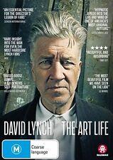 The David Lynch - Art Life (DVD, 2017)