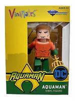 Vinimates Aquaman Dc Comics Collectible Diamond Select Toys Vinyl Figure New