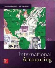 International Accounting by Hector Perera, Timothy S. Doupnik (Hardback, 2014)