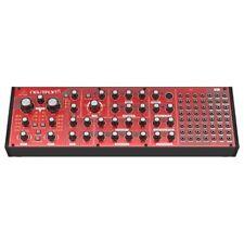 Behringer Neutroni USB MIDI live analogico Semi-Modular Sintetizzatore (Rosso)