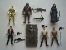 13 Star Wars Figuren Konvolut POTF2 Hasbro