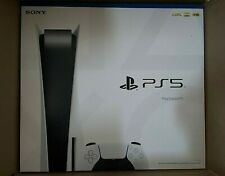 BRAND NEW FACTORY SEALED Sony PlayStation 5 Console Disc Version PS5.