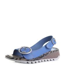 Leather Buckle Slingbacks Sandals & Flip Flops for Women