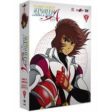 YAMATO VÍDEO DVD ANIME WAKUSEI ROBO DANGUARD ACE DELUXE 5 CAJA VOL. 2 LIMITED