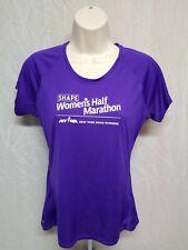 2018 New Balance Nyrr Shape Half Marathon Womens Small Purple Jersey