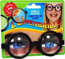 Riesen Augen Brille Riesenaugenbrille Spassbrille Nerd Nerdbrille Partybrille