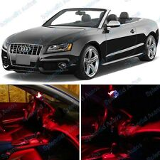 Brilliant Red Interior LED Package For Audi A5/S5 8F7  2009-2012 (4 Pieces) #490
