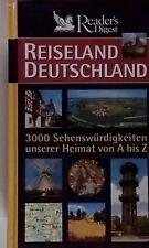 Fachbuch Reader´s Digest Reiseland Deutschland - 3000 Sehenswürdigkeiten unserer