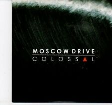 (DI59) Moscow Drive, Colossal - 2009 DJ CD