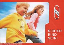 Prospekt Puky Kinderfahrzeuge Kinderfahrräder 2004/2005 brochure prospectus