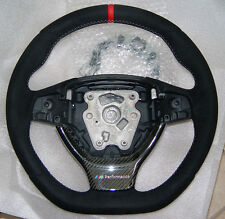 BMW OEM F07 F10 F11 F12 F13 Performance Alcantara Sport Steering Wheel S2TBA New