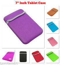 "7.8"" Universal Case Cover Pouch Bag fr 7"" 7.8"" inch Tablet PC MID PAD APAD EPAD"
