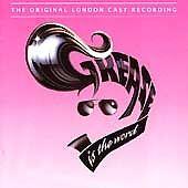 Soundtrack - Grease [Original London Cast] (CD 1993)