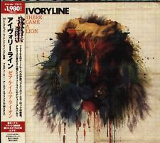 Ivoryline - There Came A Lion - Japan CD+2BONUS - NEW