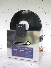 ULTRASONIC RECORD CLEANER ARC-02 DIY  with automatic drive