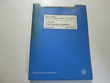 1993 1997 VW Golf GTI Jetta Cabrio 1.8 Fuel Injection & Ignition Repair Manual