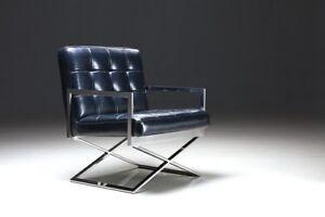 Modern Black Leisure Chair (Last one)