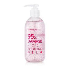Aromatica 95% Damask Rose Soothing Gel 300ml / 10oz