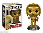 Figura vinile C-3PO Star Wars VII Pop Funko bobble-head Vinyl figure n° 64