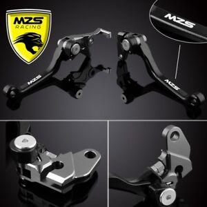 MZS Pivot Clutch Brake Levers For Yamaha YZ426F/450F YZ250X YZ125X WR250F WR450F