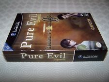 RESIDENT EVIL PURE EVIL  - Nintendo Gamecube - USA - NEW & FACTORY SEALED