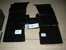 SERIE TAPPETI GOMMA (CAR MATS) ALFA 1750 B/NA GT VELOCE NERO