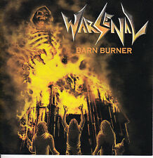 WARSENAL-CD-Barn Burner Kreator Destruction Tankard Doro Living death
