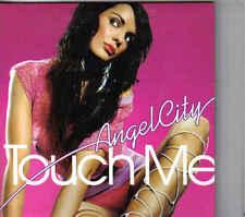 Angel City-Touch Me cd maxi single 8 tracks cardsleeve