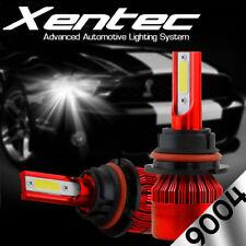 XENTEC LED Headlight Conversion kit 9004 HB1 6000K for Infiniti QX4 1997-1998