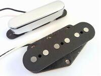 True Custom Shop® Vintage Sound Chrome '52 Tele Pickup Set for Fender Telecaster