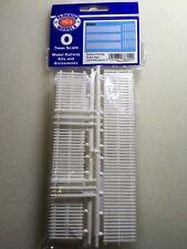Peco Parkside PS61 Station Fencing Picket Type 3Ft /914mm '0' Gauge Plastic Kit