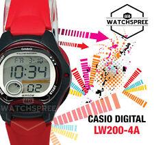 Casio Standard Digital Watch LW200-4A