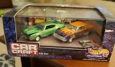 HOT WHEELS CAR CRAFT MAGAZINE '69 OLDS 442 HO & '63 PLYMOUTH 426 MAX WEDGE