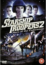 [DVD] Starship Troopers 2: Hero of the Federation