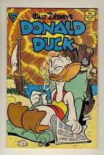Donald Duck #258 - October 1987 Gladstone - Carl Barks art - Very Fine (8.0)