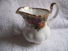 """Royal Albert """"Old Country Roses"""" cream jug *"""