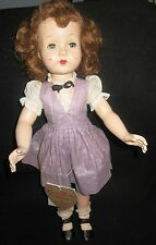 Vintage Effanbee Honey Walker Doll With Original hang tag